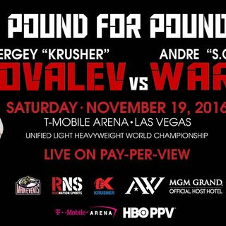 Inside Boxing Weekly:Ward-Kovalev Preview With John Scully!