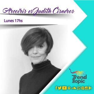 Judith Cisneros es Arco Iris
