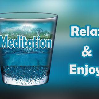 Night Rain Relaxing Sound Meditation