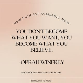 The Power of Belief! Ep. 476