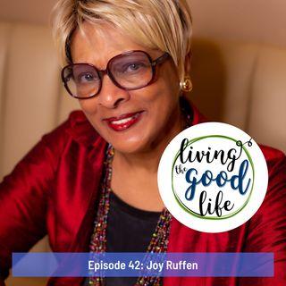 LTGL42-JoyRuffen-Leadership Purpose and Your Zone of Genius