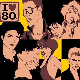 The 80s Megamix for 70s and 80s babies