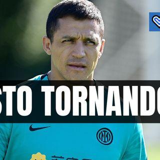 """Inter, Sanchez rompe il silenzio: """"Ho voglia di tornare in campo"""""""