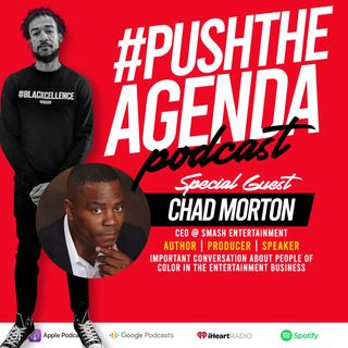 Chad Morton - Black Entertainment, Ownership & Persistence