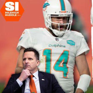 HU #635: Insider Runs Interference on Broncos' Ryan Fitzpatrick 'Talks'