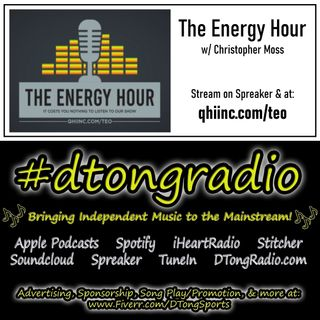 #MusicMonday on #dtongradio - Powered by qhiinc.com/teo