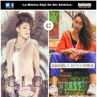 CONTRASTE FM (G.L.O, Daniela Benjumea) EN VIVO