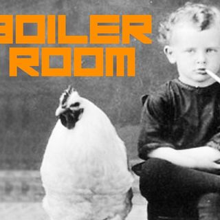 ACR Boiler Room EP #26 -  Cancer, Heroin, Cults, Oh My!