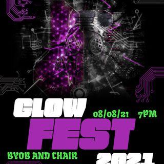 dj gwk preformance glowfest 2021