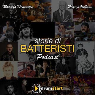 Benvenuto in Storie di Batteristi