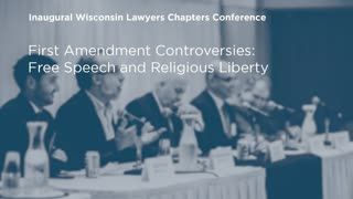 First Amendment Controversies: Free Speech and Religious Liberty