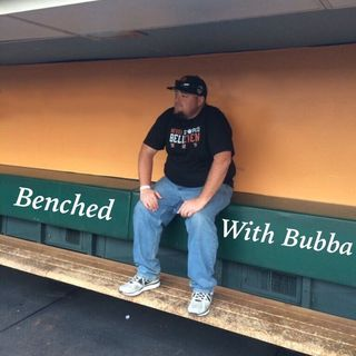 Benched with Bubba EP89 - Eliot Crist previewing the NFL Draft