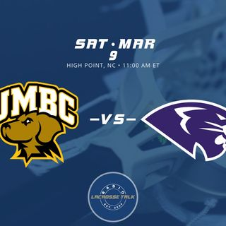 UMBC vs #12 High Point