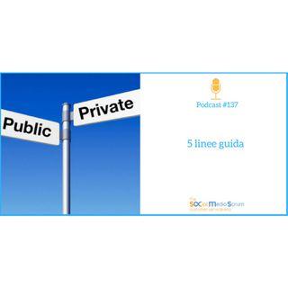 #137 Mi conviene rispondere in pubblico o in privato?