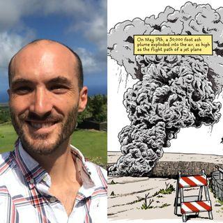 Comics Journalist Andy Warner on Big Blend Radio