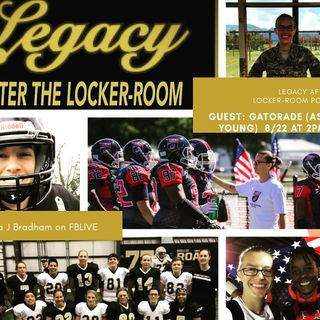 Legacy After the Locker-Room Podcast with Ashley Young of Women's Tackle Football