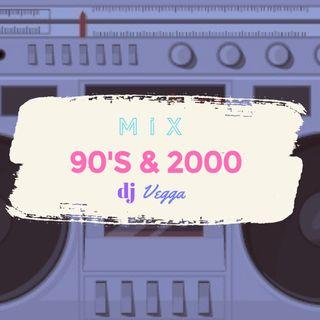 001 DJ Vegga - Mix Pachanga 90's & 2000 (Pasos de Gigante)