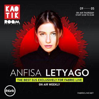 ANFISA LETYAGO - KAOTIK ROOM EP. 001