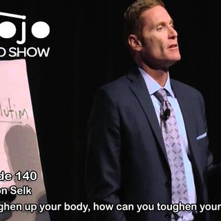 The Mojo Radio Show - Ep 140: Developing Mental Toughness in Business, Life and Sport - Dr Jason Selk