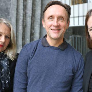 Helena von Zweigbergk, Göran Everdahl och Sofia Wadensjö Karén är veckans spanare