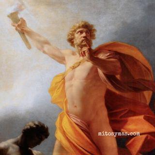 Prometeo y el don del fuego