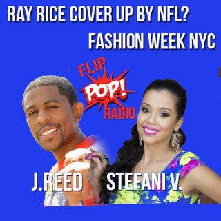Ray Rice/NFL Cover Up? Fashion Week NYC