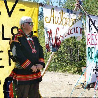 Gállok – från tystnad till protest