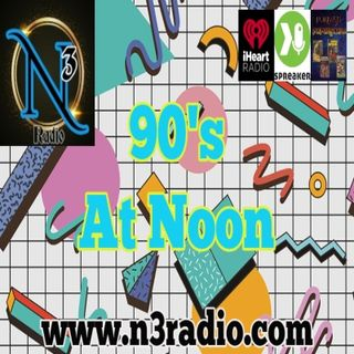 90's At Noon with Crazie Maisie 2021-04-02