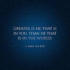 PRAYER - Greater In Me