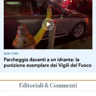 Episodio 66 - parcheggi in sosta vietata davanti a un idrante? i vigili del fuoco ti fanno passare i tubi dentro la macchina!!