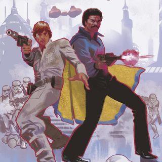 Star Wars Splash Page #164 -- Lunatic Fringe