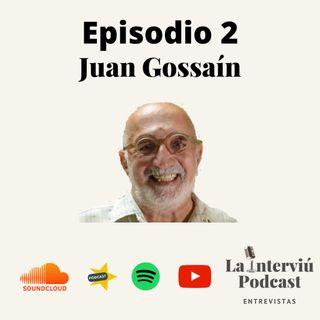 Juan Gossaín: El retiro con vista al mar
