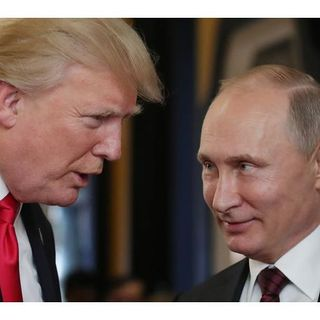 President Donald Trump is working with Russia to help rig  the 2020 election