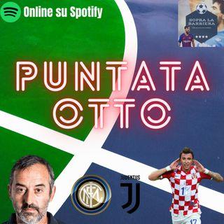 Puntata Otto: Inter-Juventus e l'analisi del match! Milan è tornato Re Ibra, Torino: ciao Giampaolo