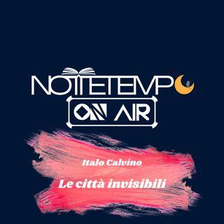 Lettura da... Le Città Invisibili (Italo Calvino)
