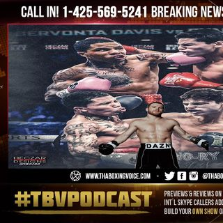 "☎️Gervonta ""Canelo"" Davis Says NO Lomachenko😱Haney😳Or Gary Russell😲Only Wants💰Ryan Garcia🤑Ducking🦆❓"