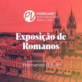 Exposição de Romanos - Romanos 8.5-8 - Natanael Baldez