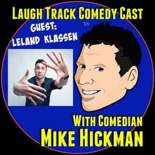 Laugh Track Comedy Cast 16-Leland Klassen