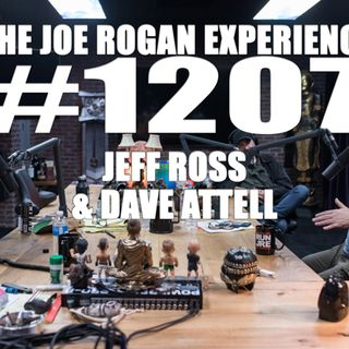 #1207 - Jeff Ross & Dave Attell