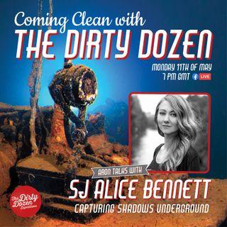 Episode #7: SJ Alice Bennett; Capturing Shadows Underground
