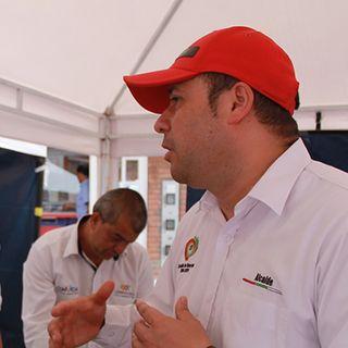 Entrevista al alcalde de Quetame