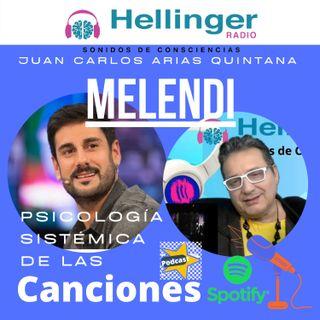Melendi - Destino o Casualidad ft. Ha*Ash en Psicología Sistémica de las Canciones con Juan Carlos