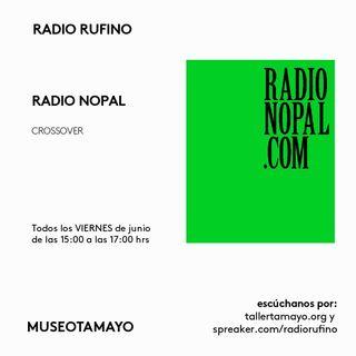 RadioNopal crossover para RadioRufinoRR / Brenda Camacho y Carlos Reinoso