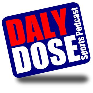 Daly Dose 04-23-18 Recapping the NBA and NHL Playoffs