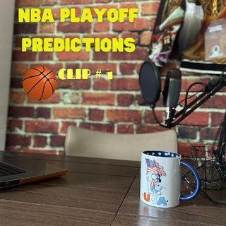 Nba Playoff predictions