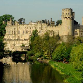 Warwick Castle. Listening skills.