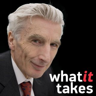 Lord Martin Rees: The Future of Humanity