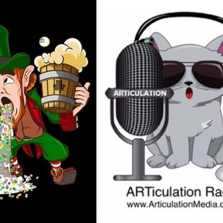 ARTiculation Radio — TIME TO STOP PARTYING
