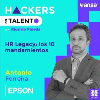 065. HR Legacy: los 10 mandamientos- Antonio Ferreira (Epson)  -  Lado B