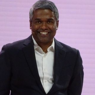 Interview Thomas Kurian, CEO de Google Cloud